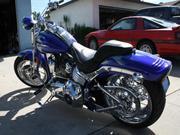 2009 Harley-Davidson Screamin Eagle Softail Spring
