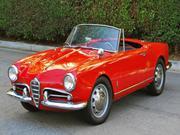 1961 Alfa Romeo 1961 - Alfa Romeo Giulietta